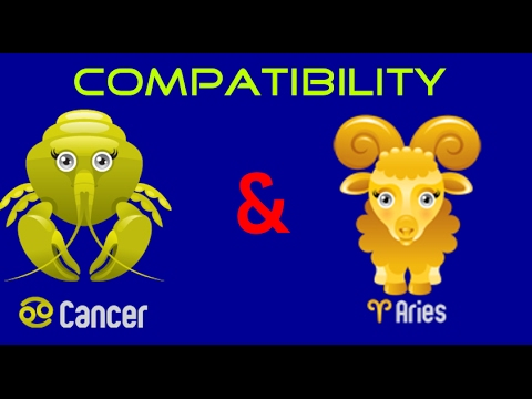 Cancer & Aries Sexual & Intimacy Compatibility