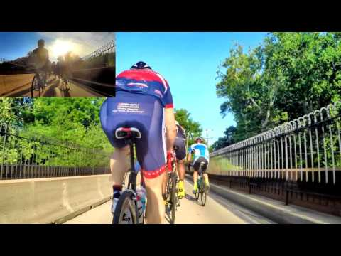 HD Cycling Training - Fast Group Ride (Trainer/Rollers)