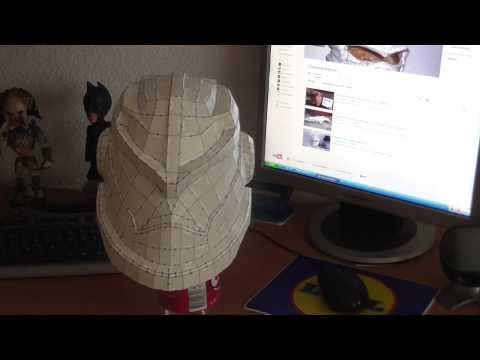 Pepakura Pacific Rim Gypsy Danger Helm (Deutsch)
