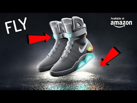 #5 CRAZY SHOE Technology In Real Life YOU MUST SEE!