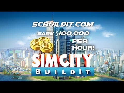 SimCity BuildIt Money Tip - Bulldoze Method - §100,000 Per Hour