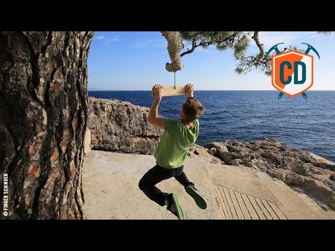 Fingerboard, Campus Board And Warm-Up Aid. This Board Does It All! | EpicTV Climbing Daily, Ep.499