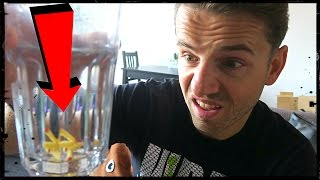 WORMS IN DRINK PRANK !!!