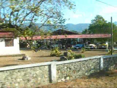 Cuba Travel: Bus Ride to Santiago, looking at La Gran Piedra