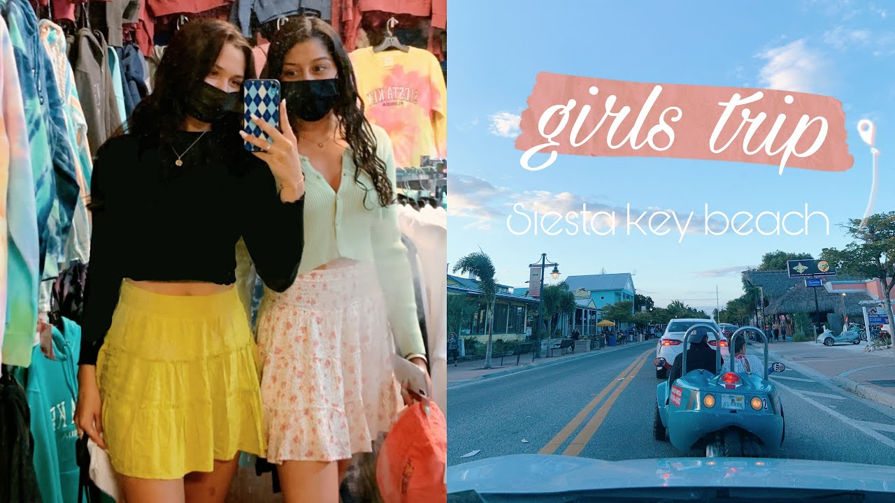 GIRLS TRIP | day in our life & shopping