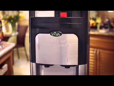 Viva Single Cup Coffee Maker Water Cooler