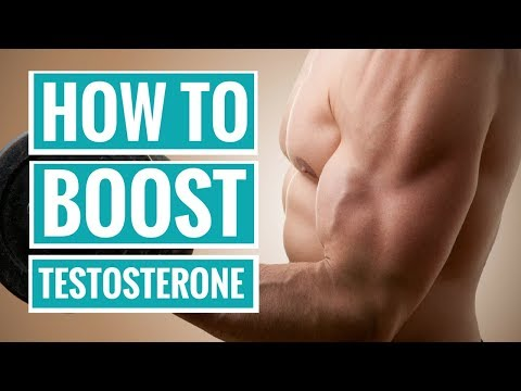 5 Proven Ways to Increase Testosterone Levels Naturally