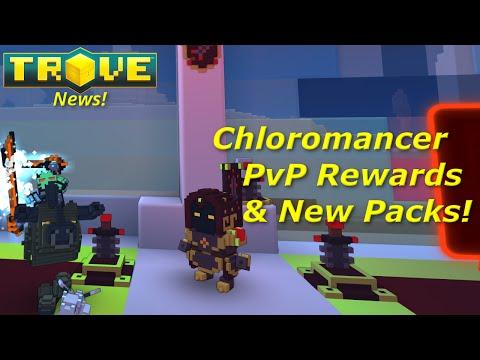 [Trove] Chloromancer & PvP Rewards! Trove News
