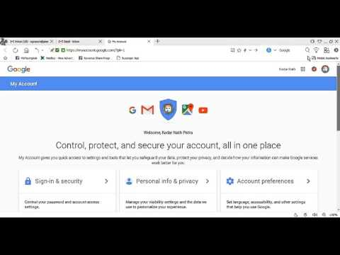 Gmail Account Recovery Email ID Change with Tricks