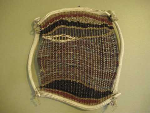 Antler Basket Artistry~The Wicker Woman