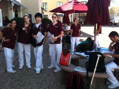 Becoming a Nurse (ASU Junior 1)