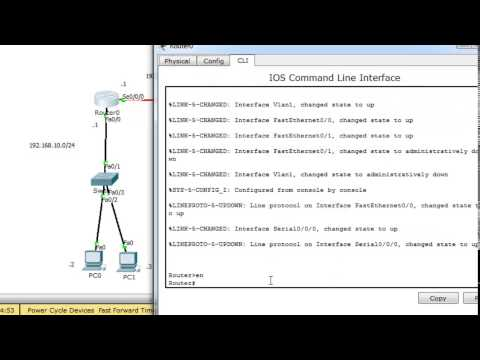 Configure Cisco  Extended ACL/ Extended Numbered Access Control List ACL Using Packet Tracer