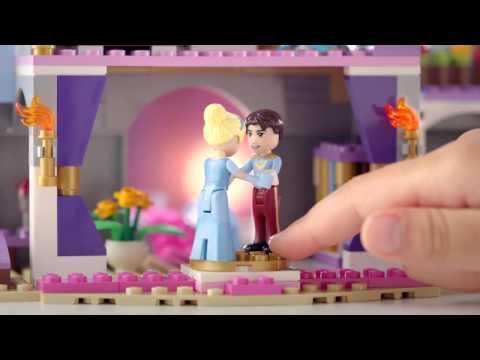 LEGO Brand Disney Princess™ - Cinderella's Castle 41055