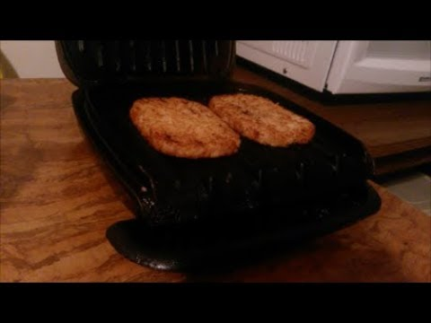 How to Grill Frozen Hash Brown Patties on a Standard Foreman Grill