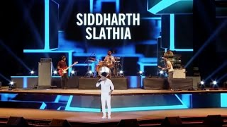 Siddharth Slathia @ YouTube FanFest India 2017