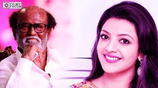 Download இதுல காஜல் அகர்வால ஓவர்டேக் பண்ணிடுவாரா ரஜினிகாந்த் | Rajinikanth | Kajal Agarwal | Tamil Movie News Video