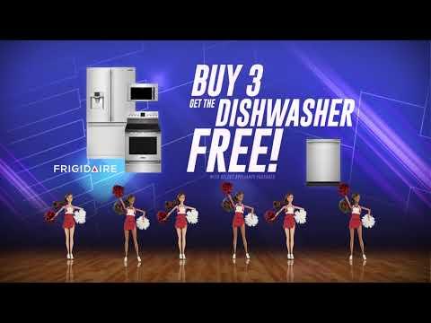 March Mayhem @ Schaefer's- Frigidaire Professional Appliances