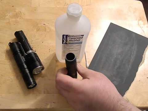 Flashlight Hack #3 - fixing your contact points