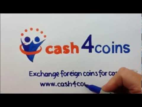 Foreign Coin Exchange - Cash4Coins.co.uk