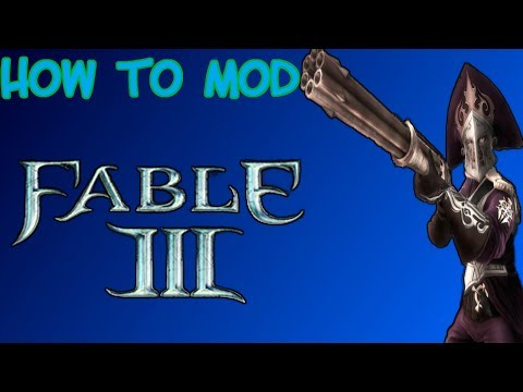 How To Mod Fable 3 | ONLINE | XBOX360 | HD | USB | TRANSFER CABLE | HORIZON | EASY |
