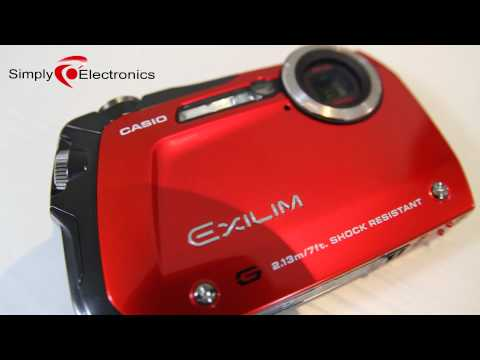 Casio EX-G1 Hands on and unboxing