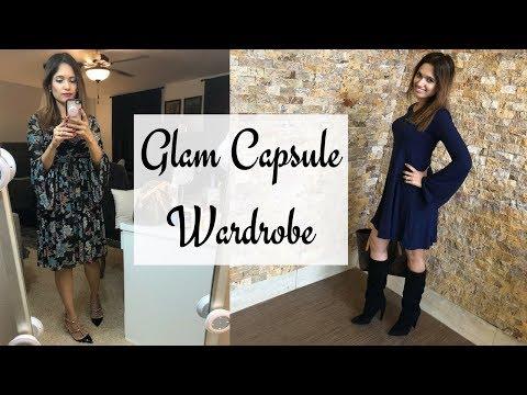 Spring Capsule Wardrobe Show & Tell - Moving Towards Ten Item Wardrobe