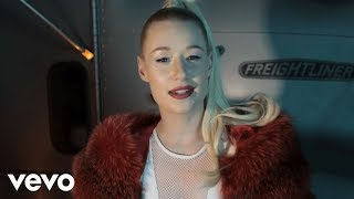 Iggy Azalea - Work (Behind The Scenes)