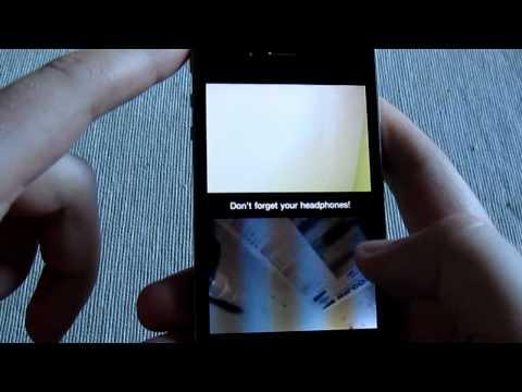 iPhone 4: iChatr App / Chatroulette (Deutsch)