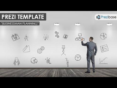 Business Planning - Prezi Template