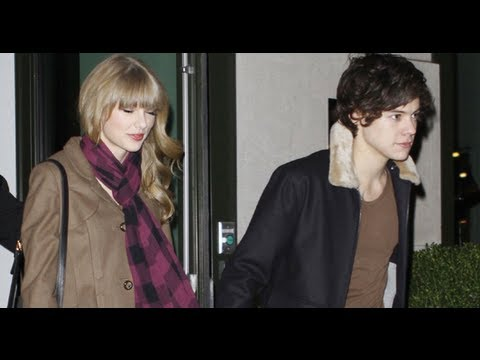 Harry Styles Upset Over Taylor Swift Hate Tweets!?!