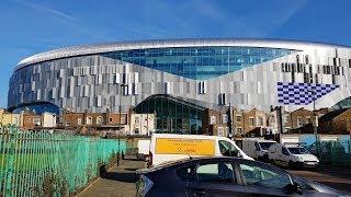Tottenhams New Stadium - White Hart Lane - 21st February 2019
