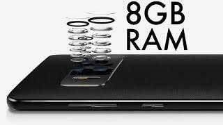 Top 5 Hottest New Phones 2017