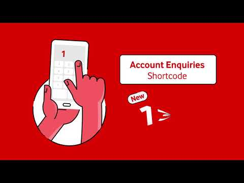 Shortcode Harmonisation: Account Enquiries