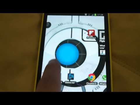 Portal's Wheatley Live Wallpaper for Android