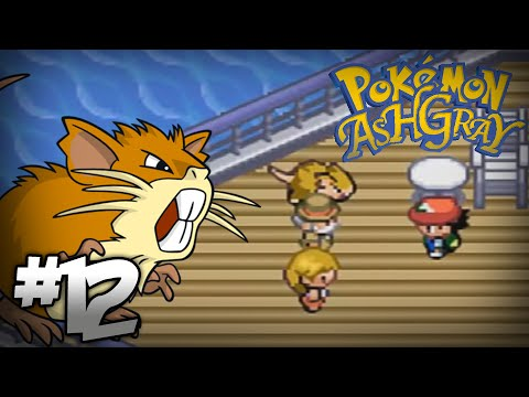 Let's Play Pokemon: Ash Gray - Part 12 - St. Anne