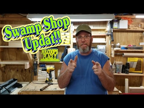 Swamp Shop Update