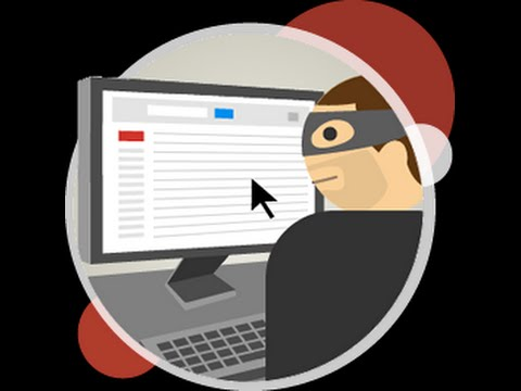 Find the location of someone who hacked your accounts