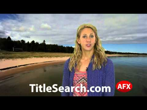 Property title records in Hillsdale County Michigan   AFX