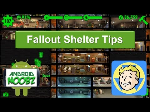 Fallout Shelter Beginner Tips: 19 Quick Tips for New Overseers