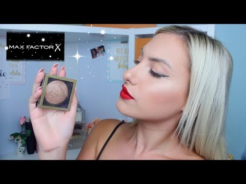 Max Factor Creme Bronzer Review + Demo ♡ Stefy Puglisevich