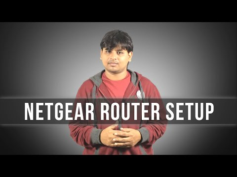 Netgear Router Login - Setup a Netgear Router (Step-by-Step)