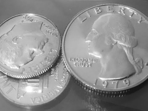 Uncirculated 1979 US coins