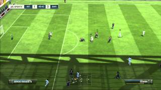 Fifa 13 Private #2 FC Barcelona-Inter Let's Play PS3 Splitscreen [HD]