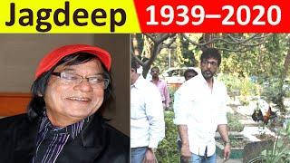 Jagdeep (Death) RIP 😭 | Breaking News | Biography in Hindi | Bollywood | Javed Jaffrey Father