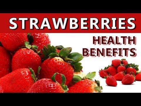 Top 10 Health Benefits Strawberries - Strawberry Benefits for Beauty & Health - Why Eat Strawberries