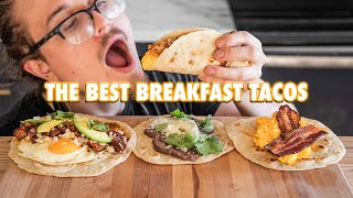 The Perfect Homemade Breakfast Taco Guide