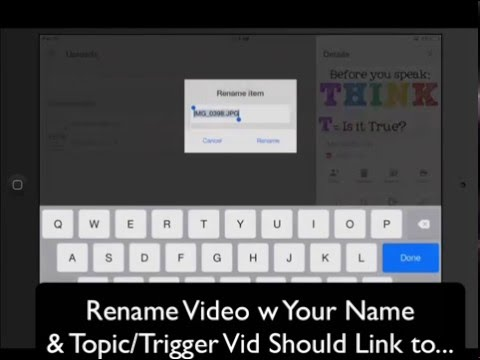 Stu Steps for Sharing Folders and Files via Google Drive
