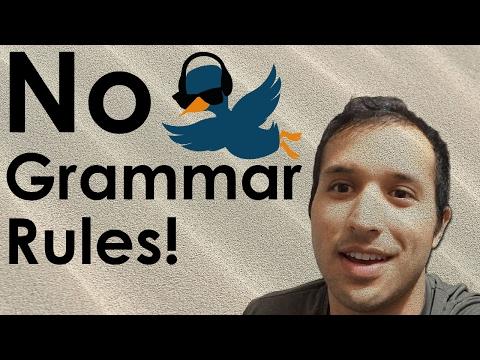 Do not study grammar rules to learn Spanish (Spanish version) - How to speak Spanish
