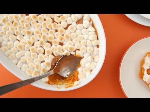 Sweet Potato Casserole - Everyday Food with Sarah Carey