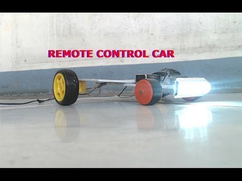 how to make a remote control car at home-toy rc car toys using two mini gear motor